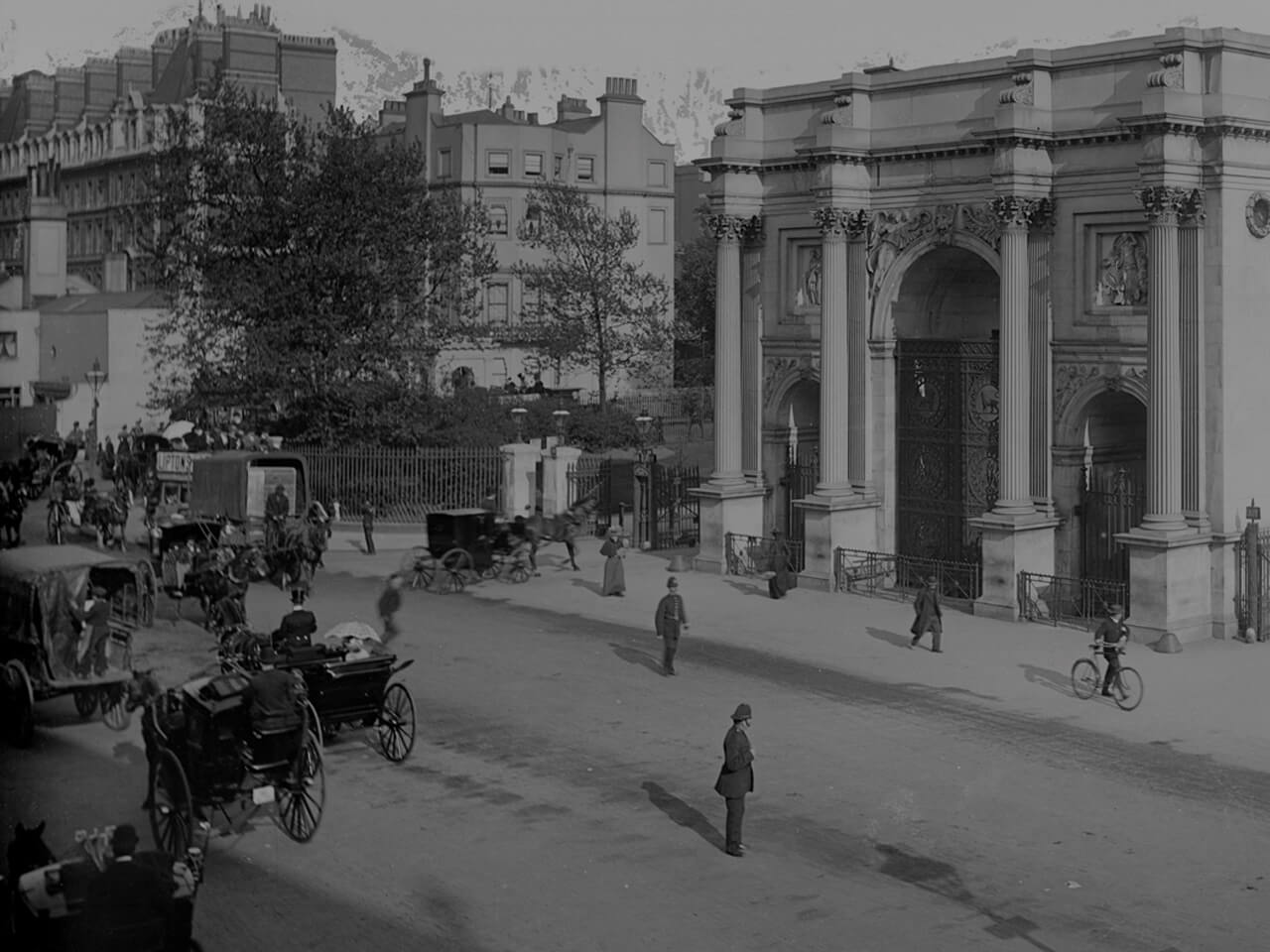 The Story Of Marble Arch