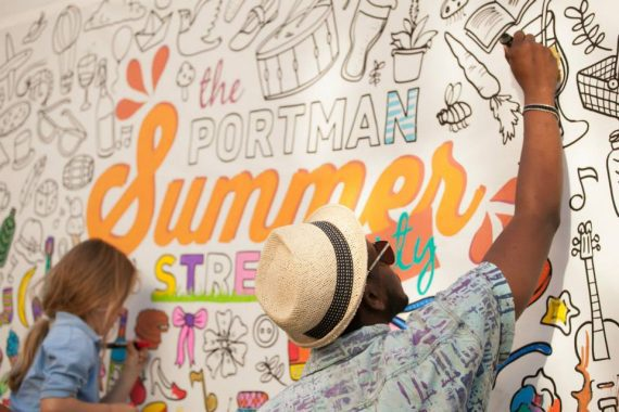 The Portman Summer Street Party, 14 July 5-10pm