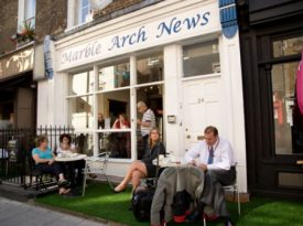 Marble Arch News Cafe