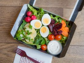 Pret a Manger Marble Arch