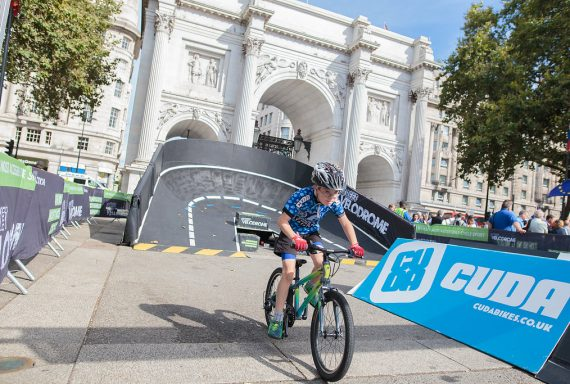 Marble Arch Hosts Westminster Festival Of Cycling