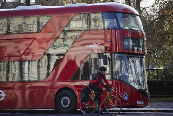 Changes to Central London Buses