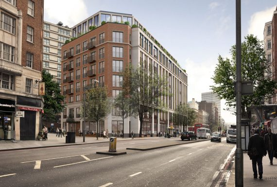 New life for Regent House in Mixed-Use Redevelopment