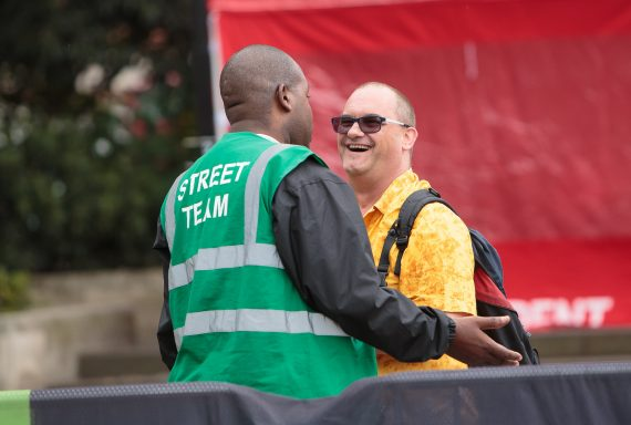 Street Team short-listed for coveted Westminster Community Award