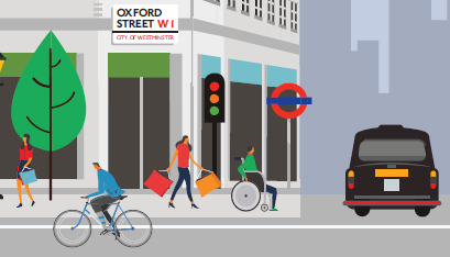Have your say on the transformation of Oxford Street