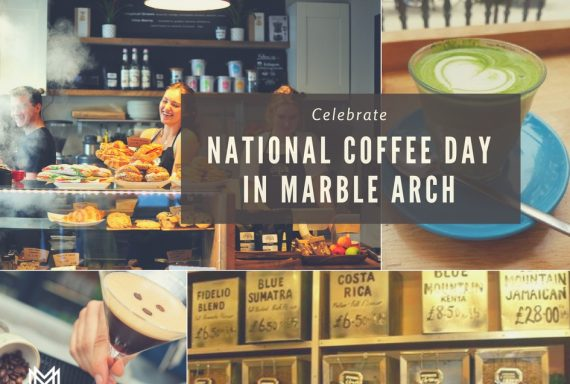 National Coffee Day in Marble Arch