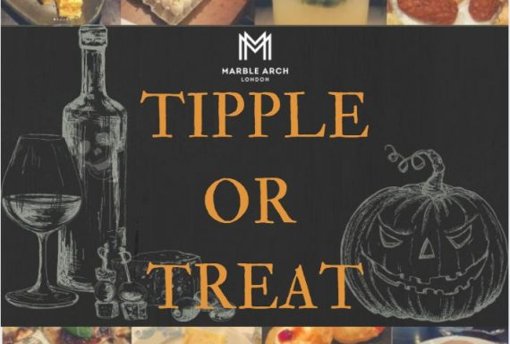 Halloween Food Tour in Marble Arch