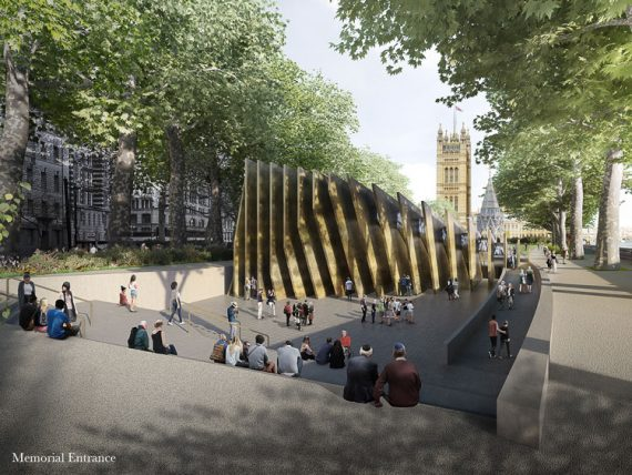 Marble Arch architecture firm wins bid to design UK's Holocaust memorial