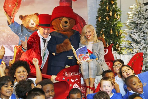 When King Solomon Academy met Pixie and Paddington