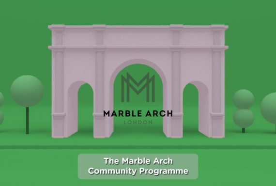 New Marble Arch Community Programme Animation