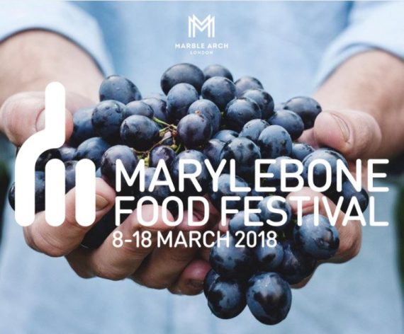 UPDATED: Marble Arch Food Tours and Masterclasses for Marylebone Food Festival