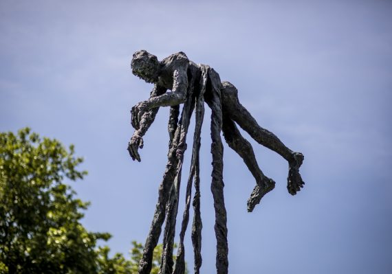 Latest sculpture takes 'Flight' at Marble Arch