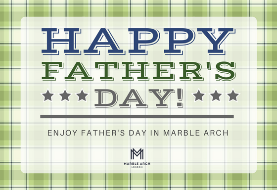 Father's Day in the Marble Arch area