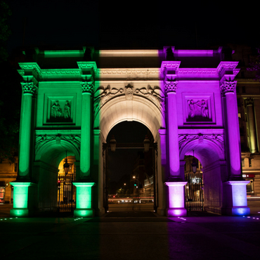 Marble Arch London BID celebrates the area by:
