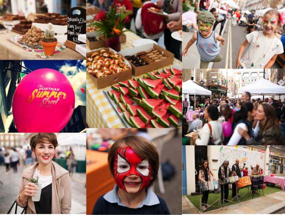 Save the Date: Portman Summer Street Party, 19 July
