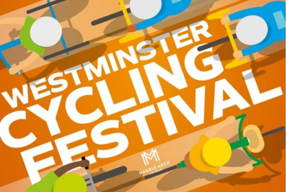 Westminster Cycling Festival returns to Marble Arch, 17 June