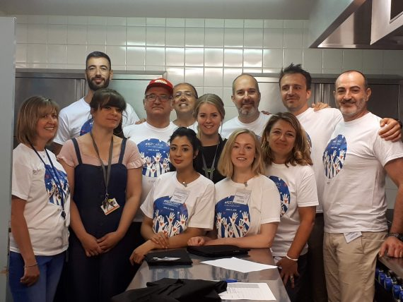 Community Champions: IGT brings the taste of the Mediterranean to The Marylebone Project