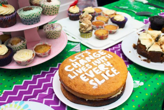 Save the Date: Macmillan Coffee Morning in Marble Arch, 27 September
