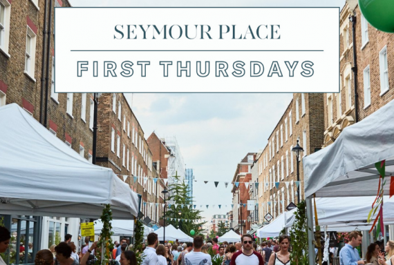 First Thursdays on Seymour Place
