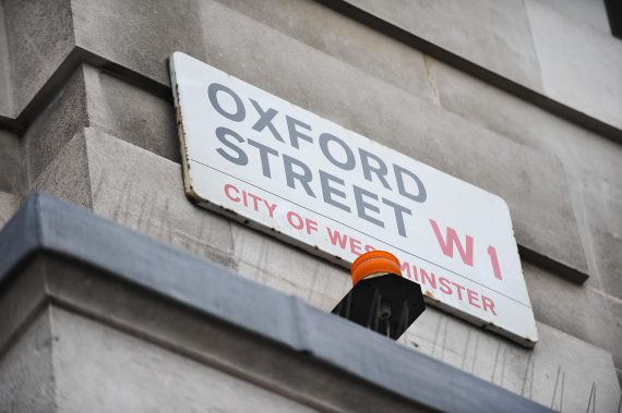 Proposals for Oxford Street