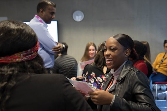 Marks & Spencer host careers day with Prince's Trust