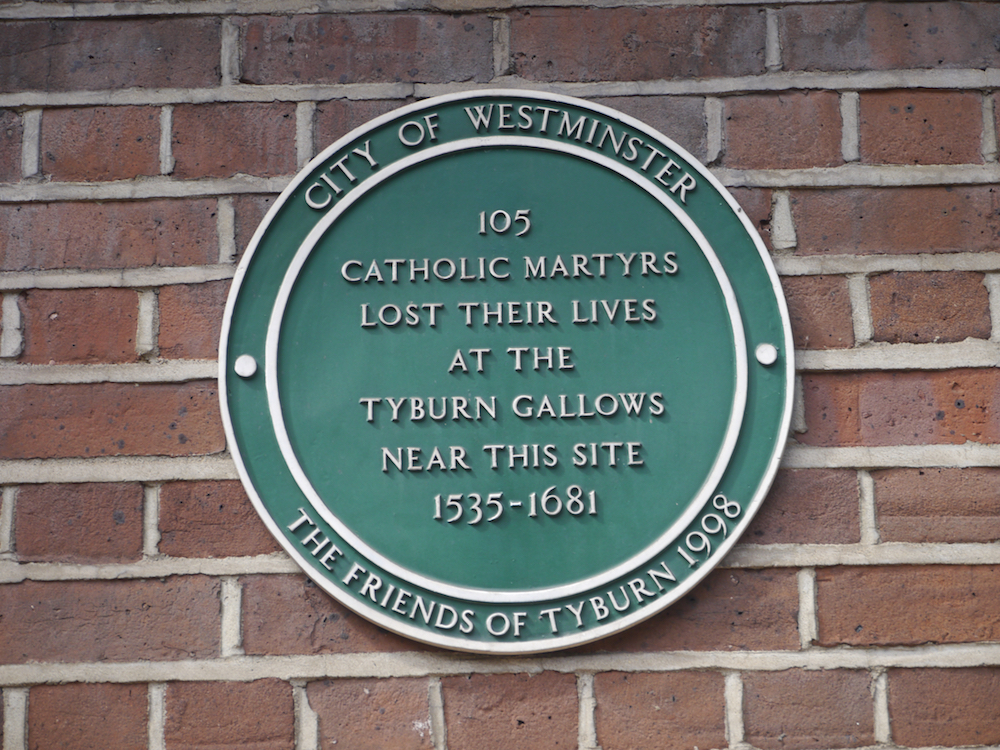 The Gruesome History Of Tyburn Tree Marble Arch London