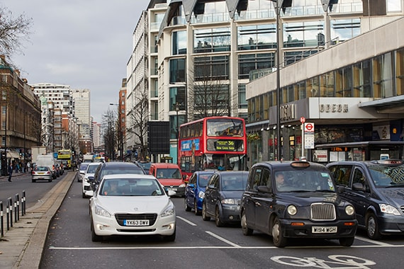 Marble Arch London signs up to London Air Patrol