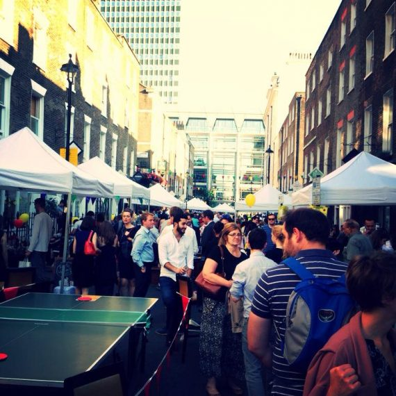 Portman Summer Street Party 2016