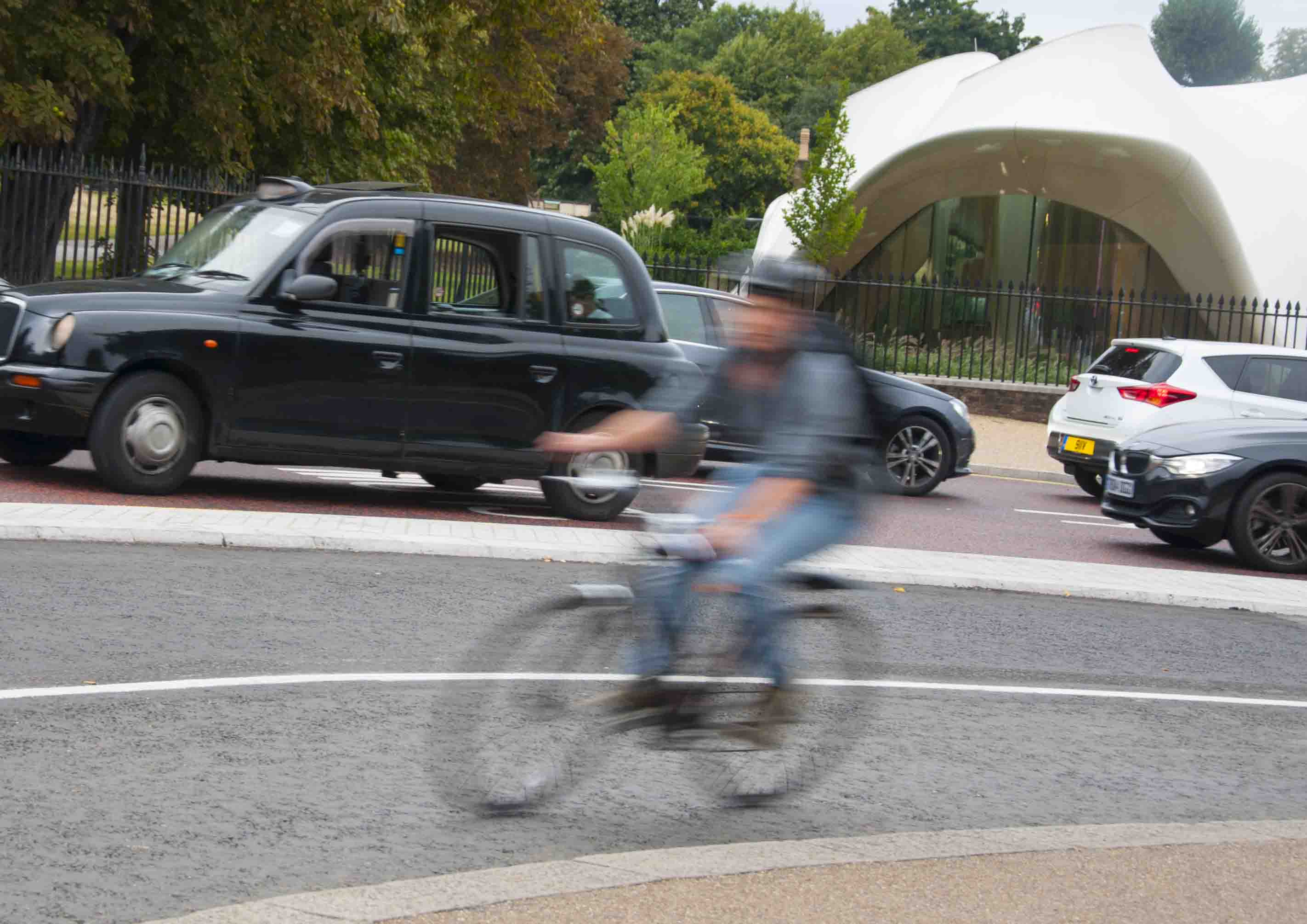 A Ride Along The Hyde Park Cycle Superhighway