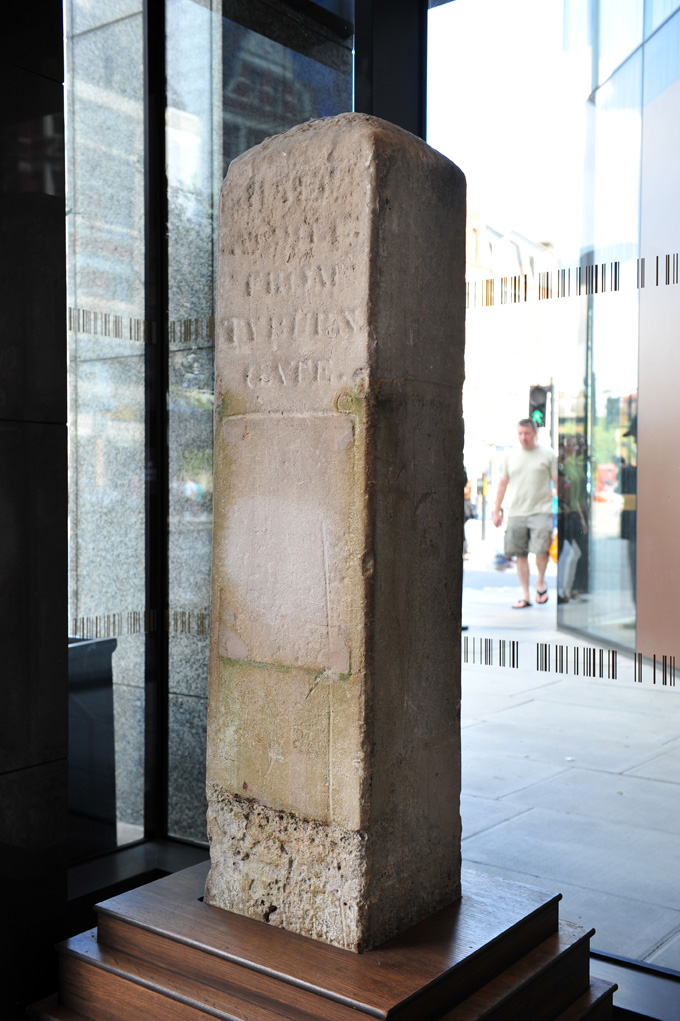 The Nomadic History Of The Tyburn Stone
