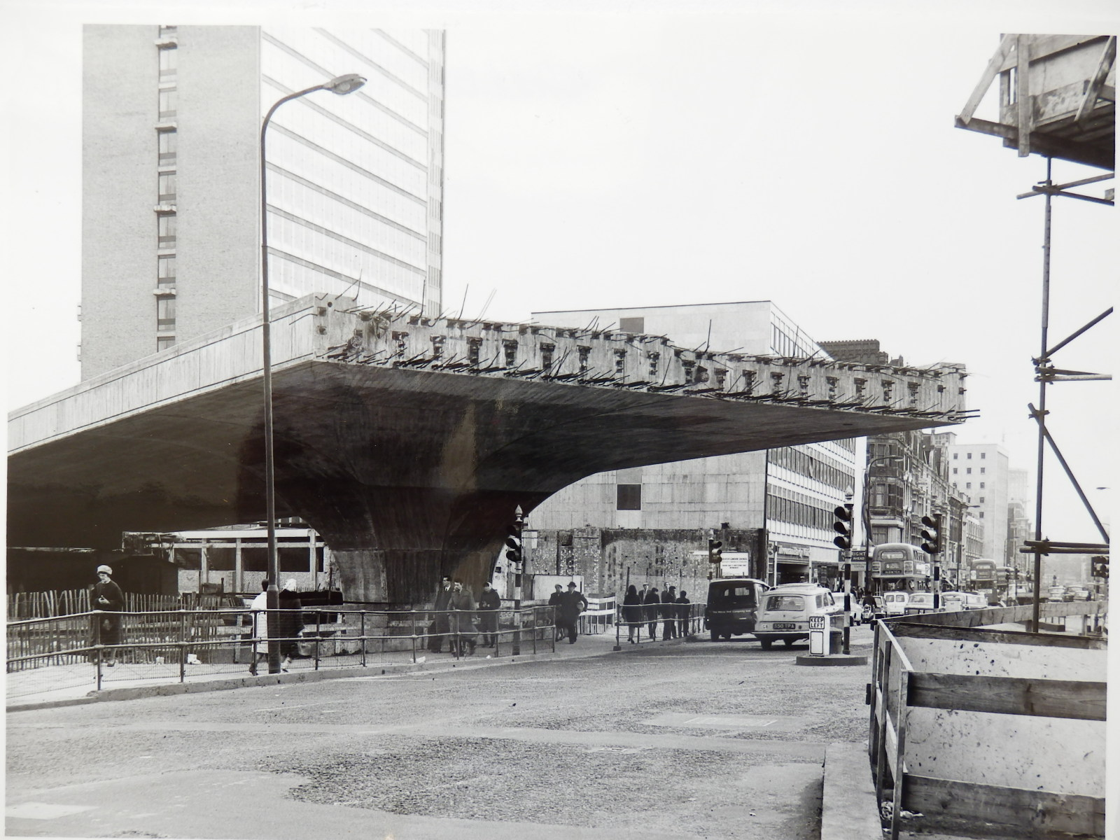 In Praise of the Marylebone Flyover