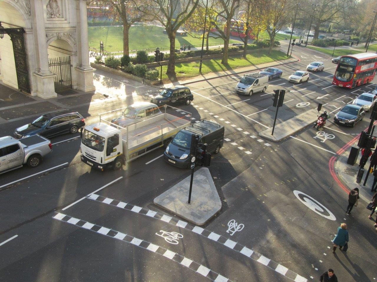 New Pedestrian and Cyclist Crossings