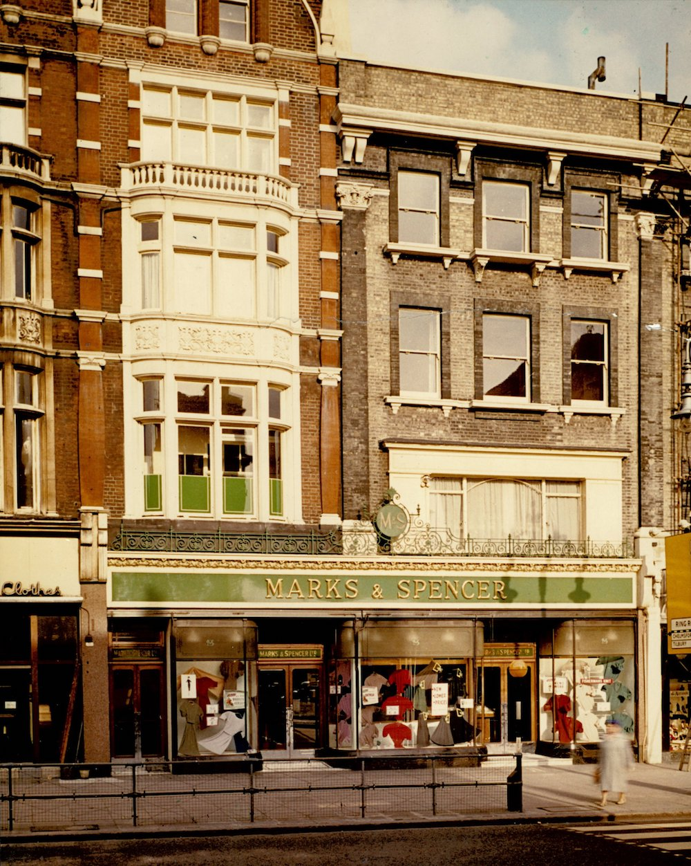 The History of Marks & Spencer Edgware Road