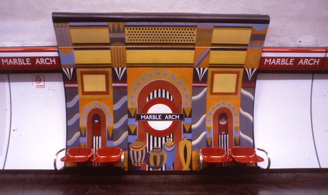 Track Down 17 Colourful Versions of Marble Arch