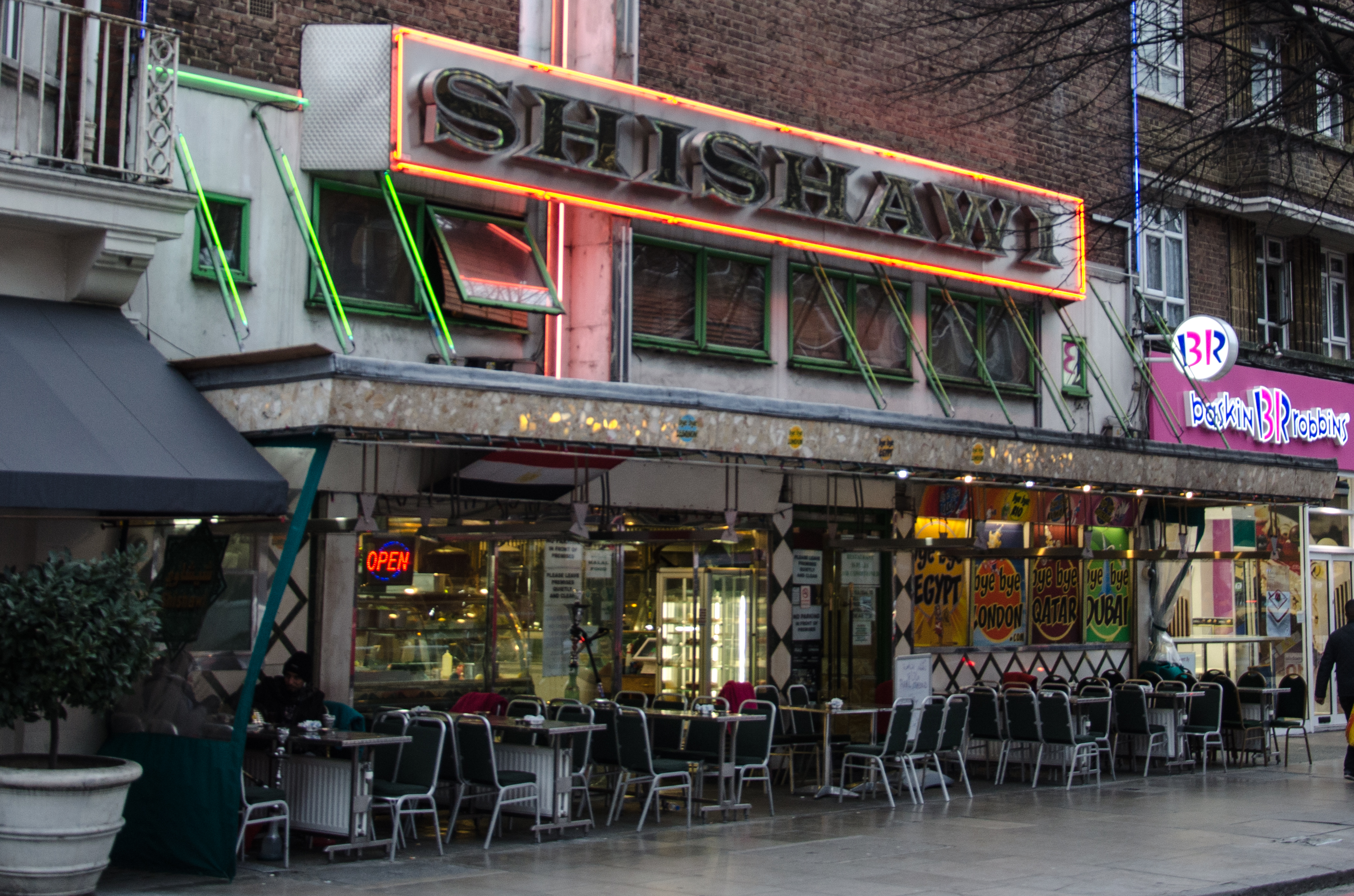 The Cinematic History of Edgware Road