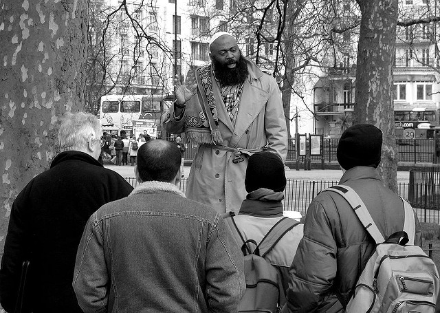 The History of Speakers Corner