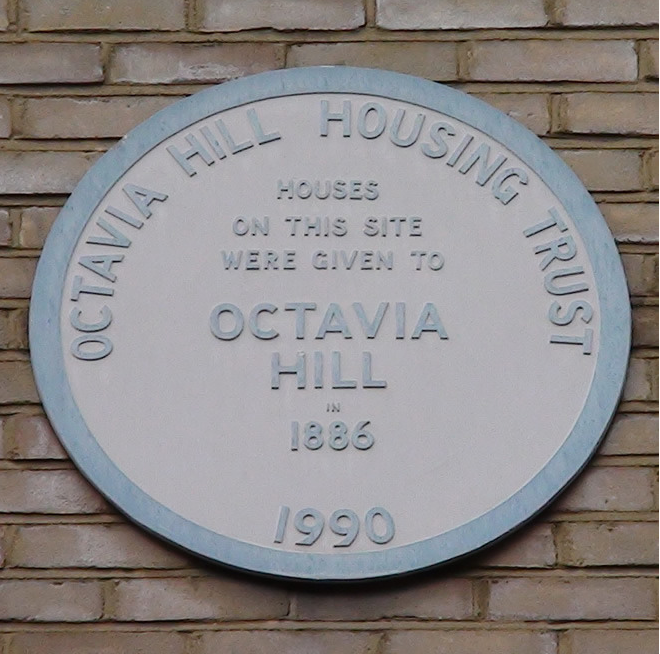 What Octavia Hill Did For Marylebone