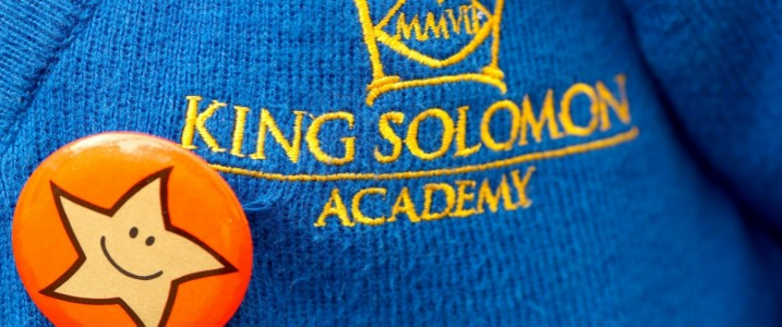 Give work experience at King Solomon Academy