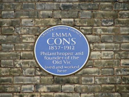 Emma Cons, pioneering Marylebone resident