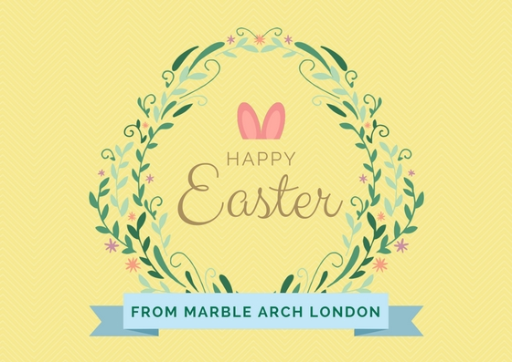 Hop to it with Easter in Marble Arch
