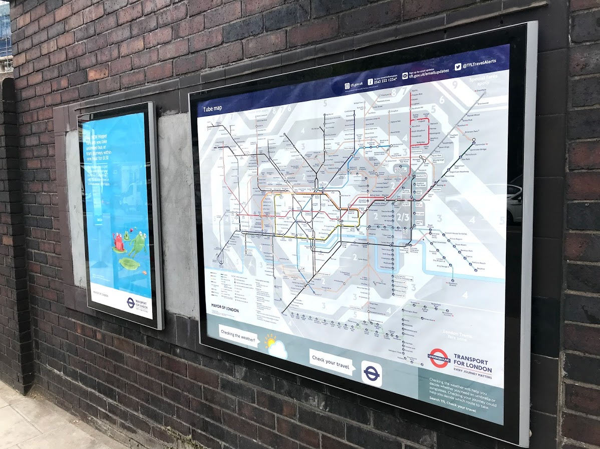 Facelift for Edgware Road Station