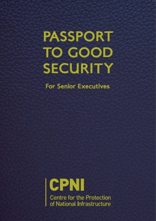 Passport To Good Security