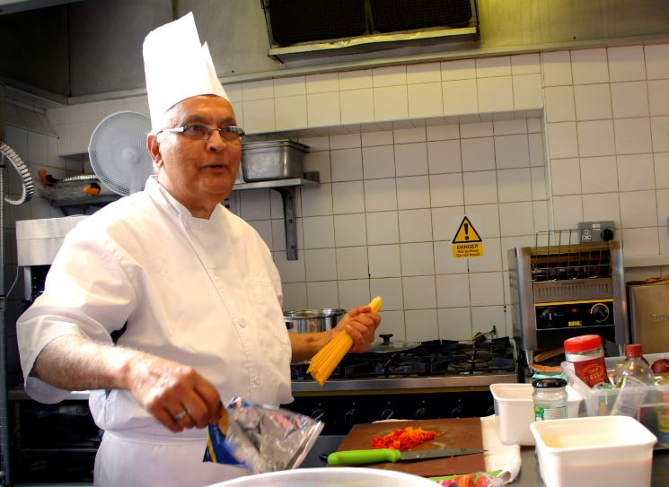 Chefs needed at West London Mission