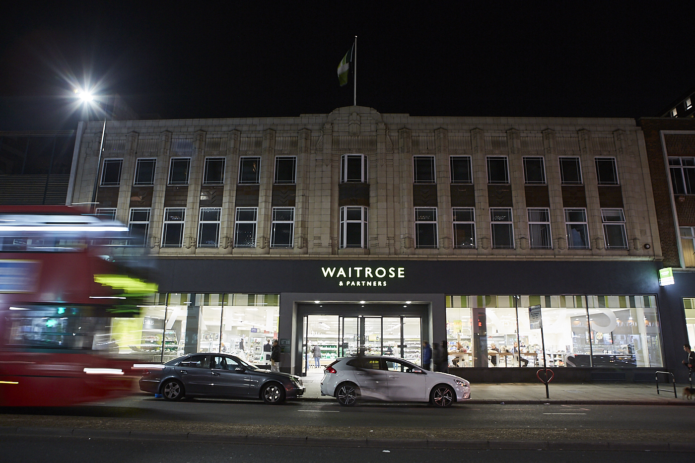 Waitrose Edgware Road Receives Rebrand