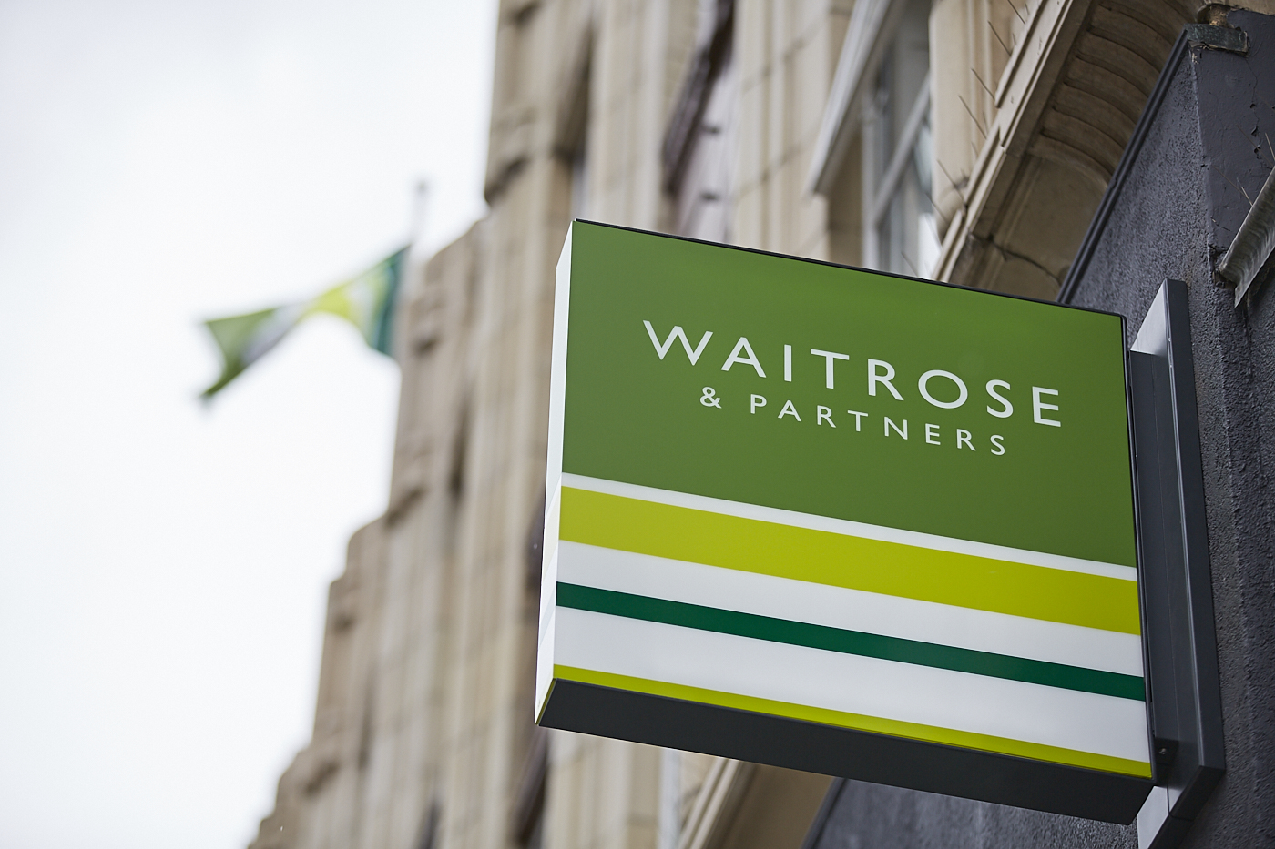 Happy Anniversary, Waitrose!