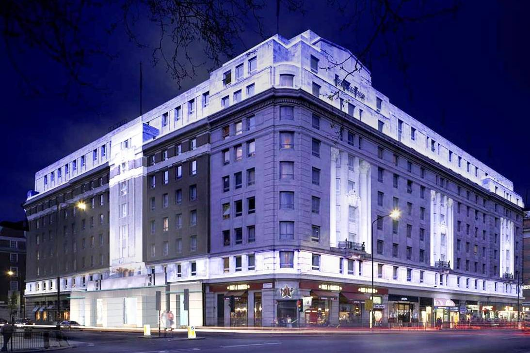 The Cumberland To Become Hard Rock Hotel London Marble