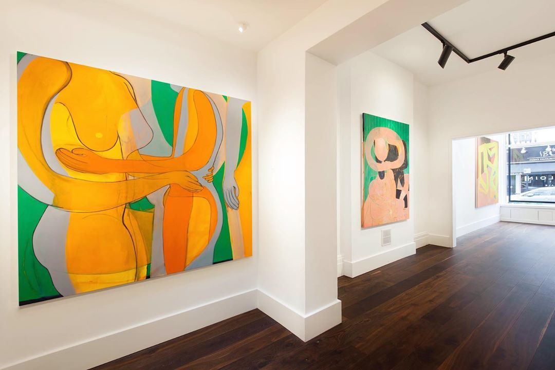 Tahnee Lonsdale's new exhibtion at Dellasposa