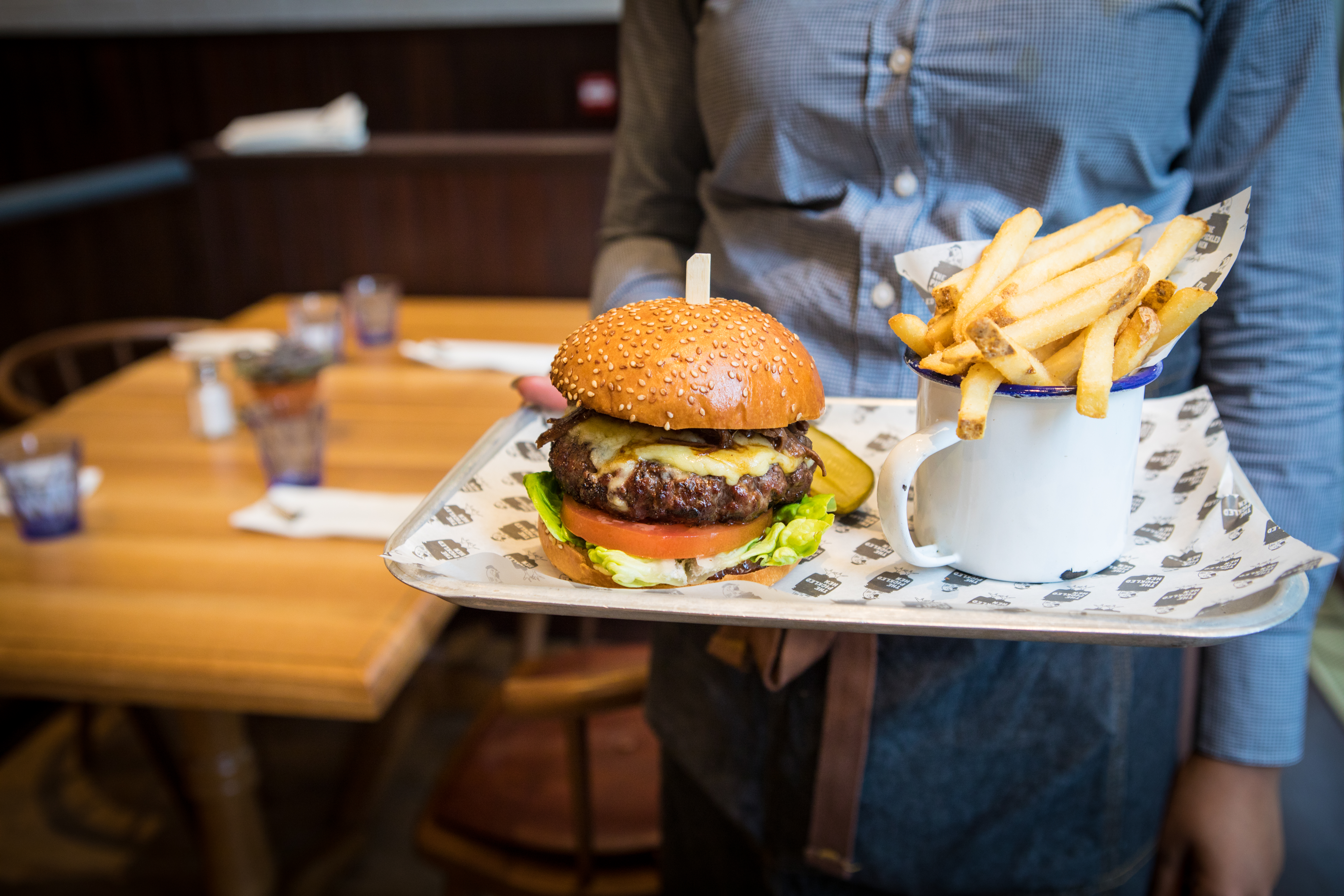 Thursday Burger Night at The Pickled Hen