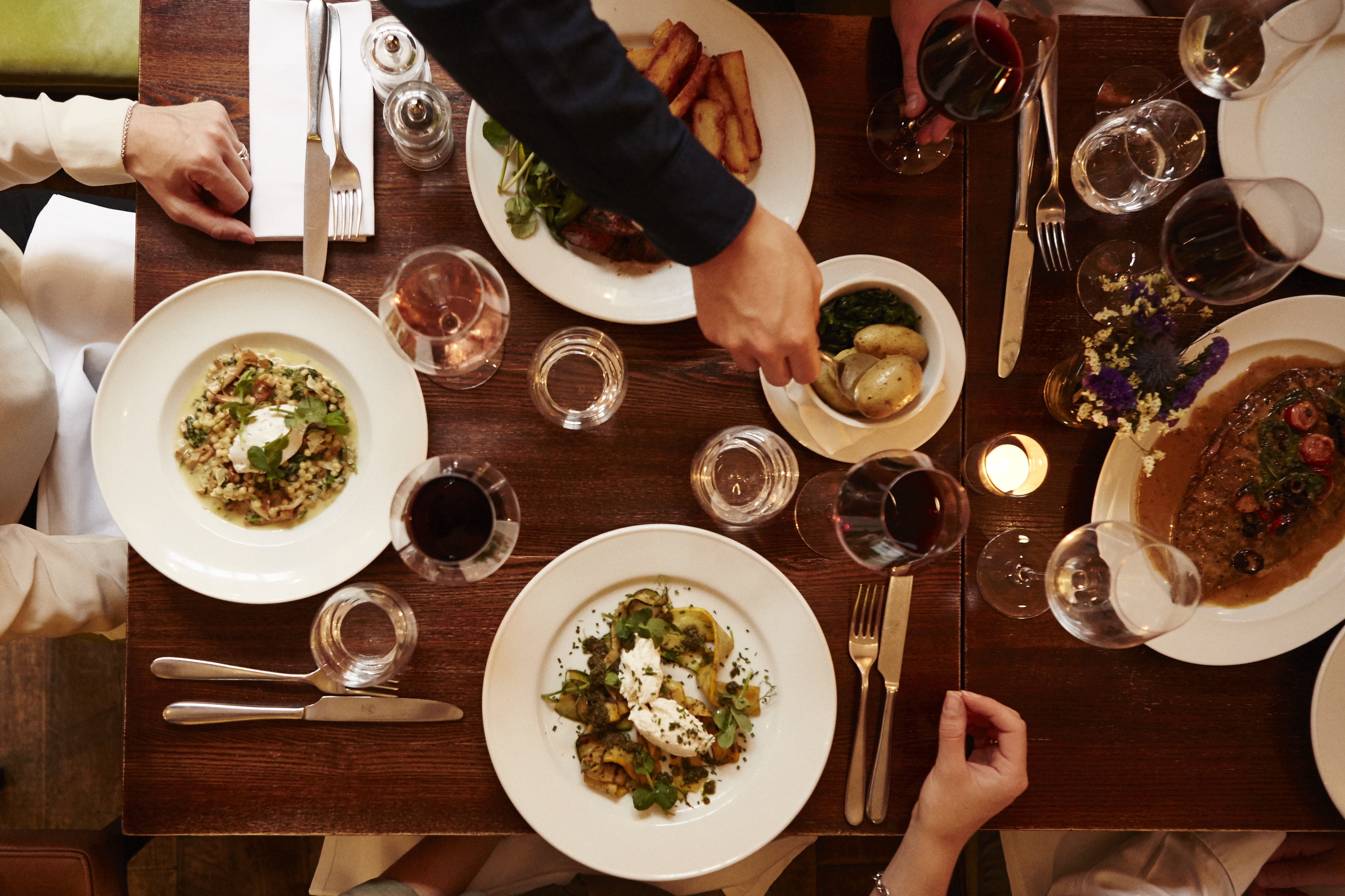Orchards & Hedgerows Supper Club