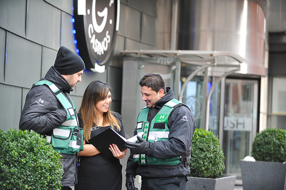 Marble Arch Street Team now patrol extended hours